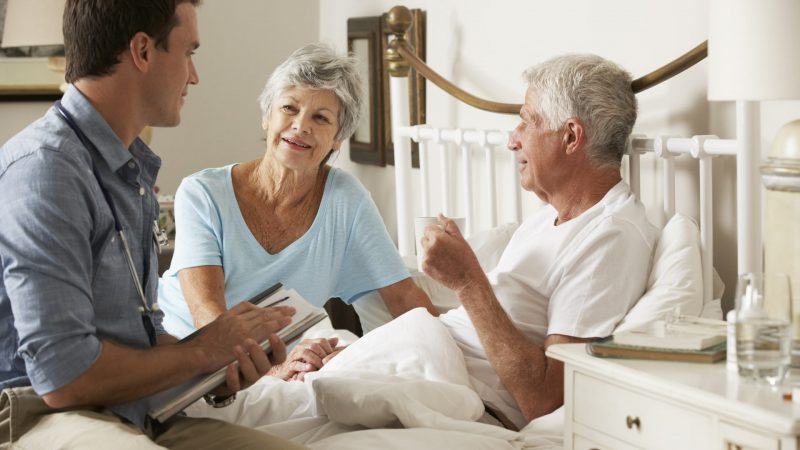 End of Life Care in Ipswich