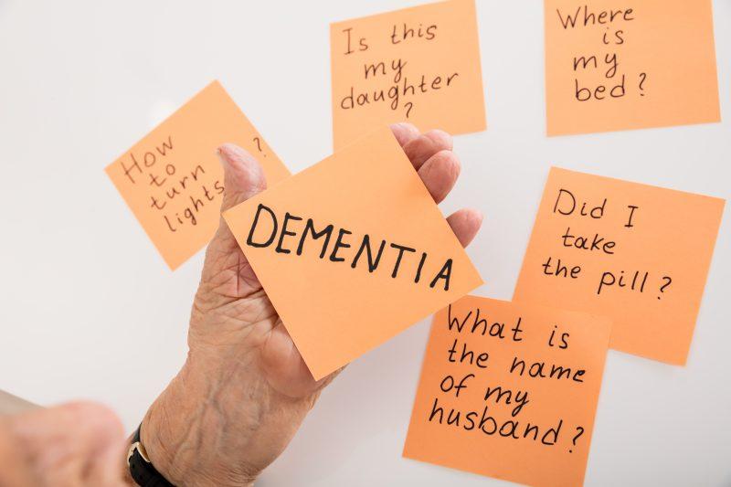 Dementia-scaled